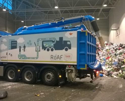 Müllsauger WASUC 3