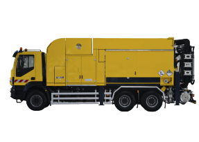 Saugbagger DINO-Reihe